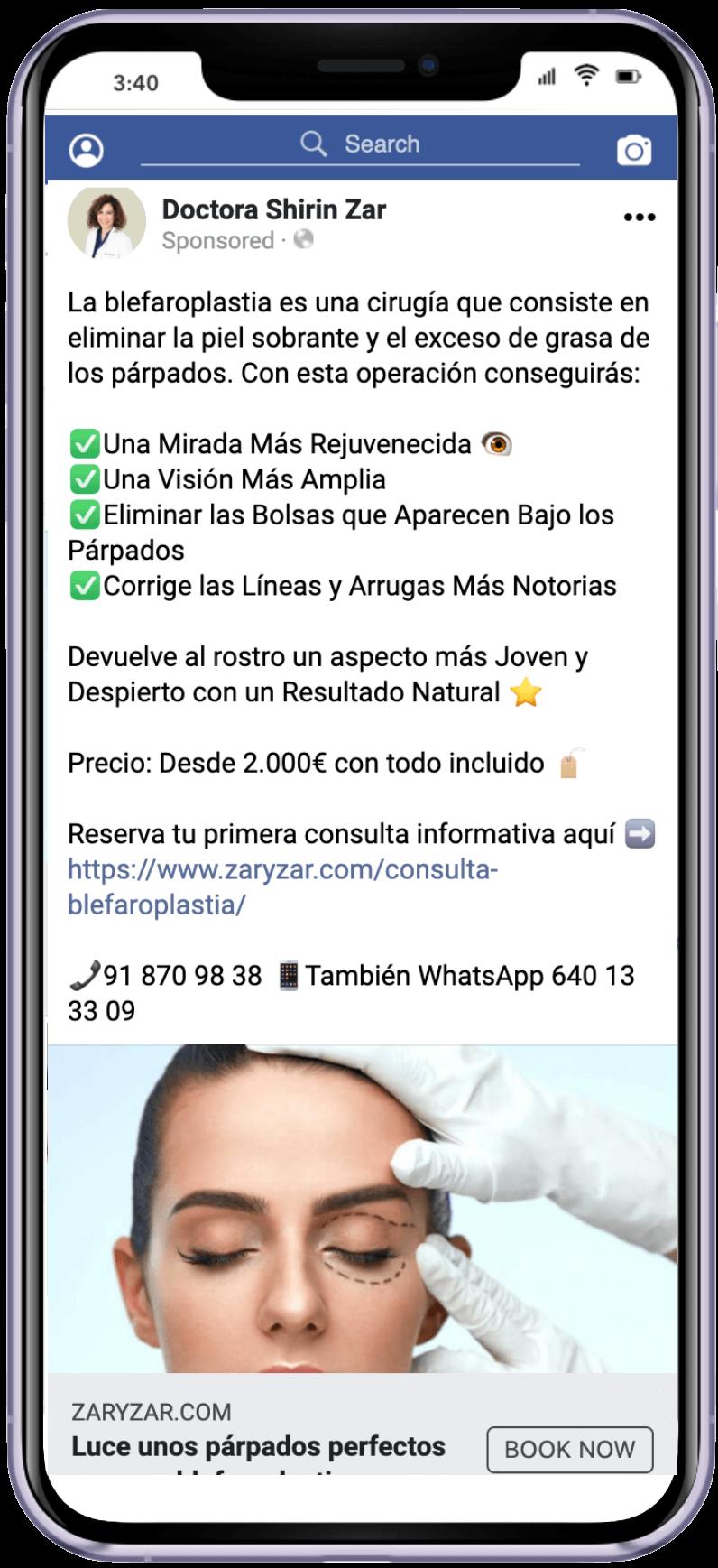 FB ad zar 4