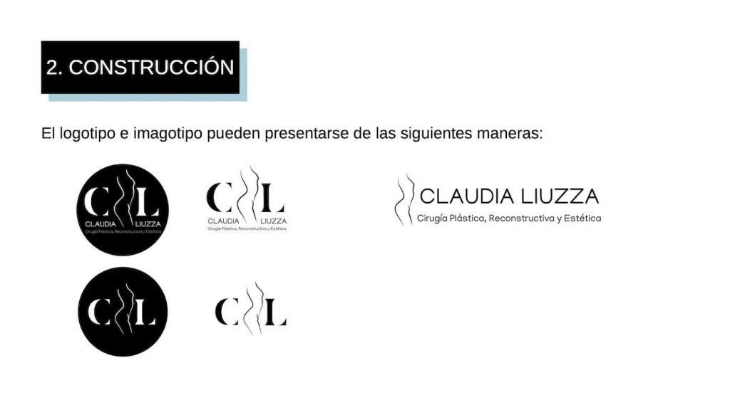 MANUAL DE MARCA Claudia Liuzza 5