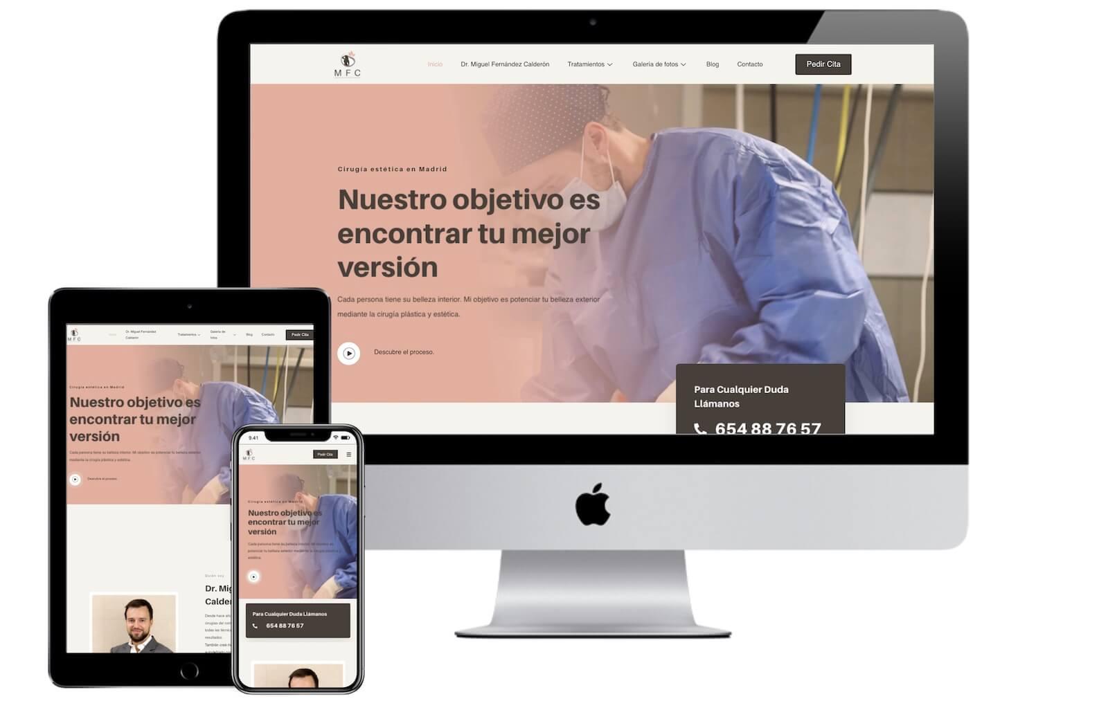 MFC website