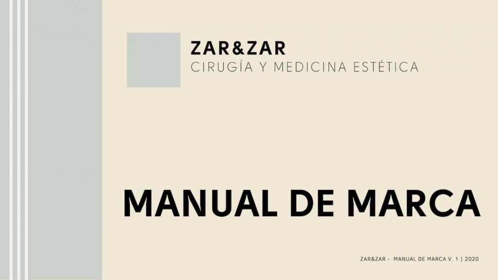 ZAR&ZAR- MANUAL DE MARCA