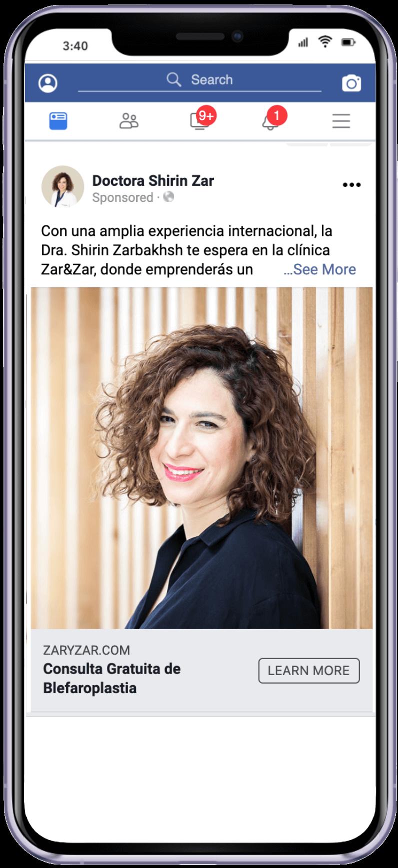 fb ad zar 2